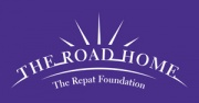 The Repat Foundation - The Road Home Logo
