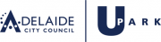 Adelaide City Council UPark Logo