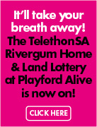 home and land lottery 2017 banner